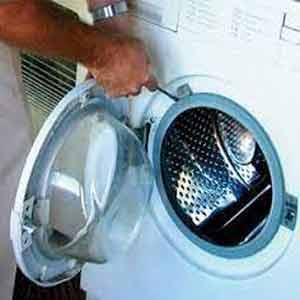 تعمیرات در محل لباسشویی ایندزیت در مشهد
