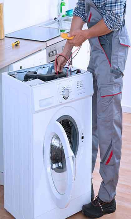 تعمیرات ماشین لباسشویی مشهد